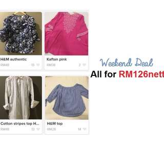 Authentic Ladies top / blouses