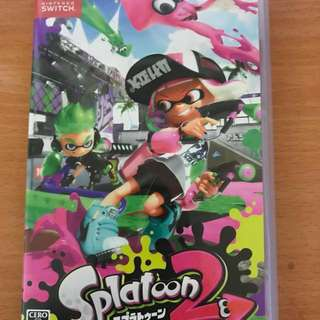 Splatoon 2 日版