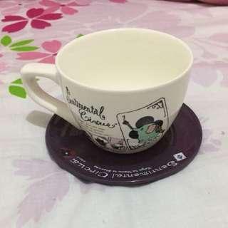 7-11 憂傷馬戲團咖啡杯