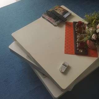 Coffee table rotatable