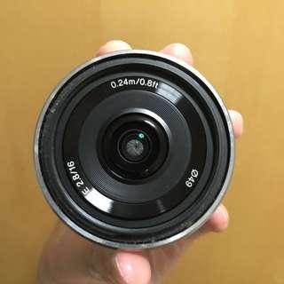 Sony SEL 16F28