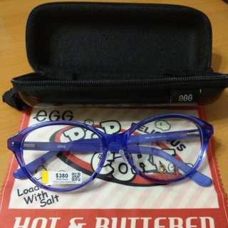 eGG全新型格眼鏡