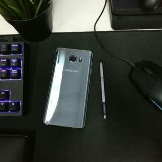 Samsung Note 5 Titanium