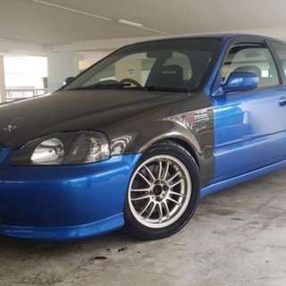 Honda Civic ek4 3dr