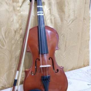 Giuseppi Violin and Case