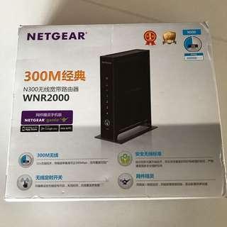 Netgear WNR2000 300m