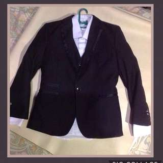 ❗️REPRICED❗️Kids Tuxedo formal (Complete set)