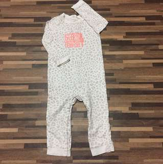 Girl Sleepsuit