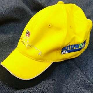 Yellow Autoworld.com.my Cap