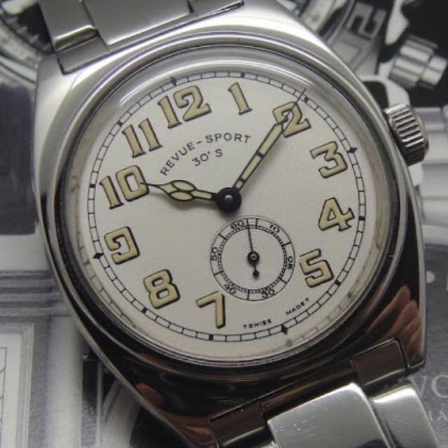 1930s 總統小三針錶