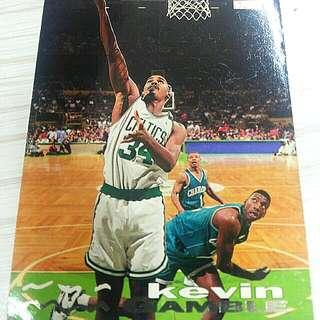 Kartu NBA Kevin Gamble Boston Celtics Player
