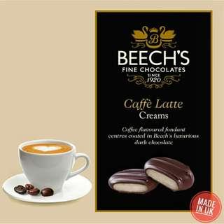 Beechs Fine Chocolates Cafe Latte Creams