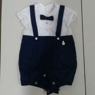 Authentic Trudy n Teddy 3-6 Month