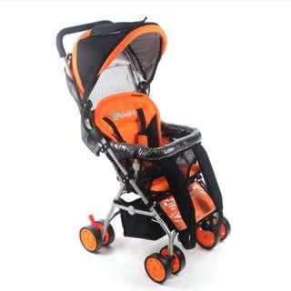 yip baby 五點式多功能揹架推車_機車椅(台製) 推車機車椅 機車椅