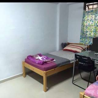 Half room Rental for Females only Jurong East