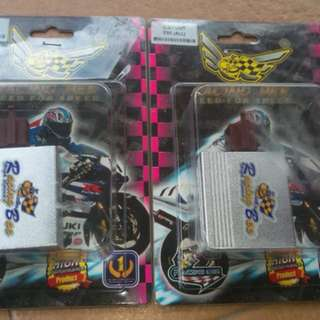 Cdi Racing Bee Steel (Unlimited Rev/Api Kuat) Ex5 Wave100/Kriss100/Demak/Sym110