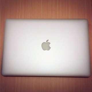 Apple MacBookPro Retina 15吋