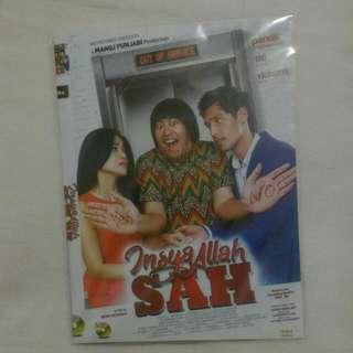 CD Film Indonesia Insyaallah Sah