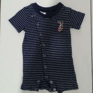 Authentic Baby polo 6-12Month
