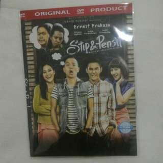 CD Film Indonesia Stip & Pensil