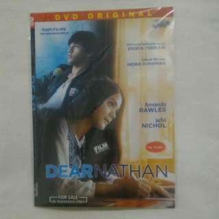 CD Film Indonesia Dear Nathan