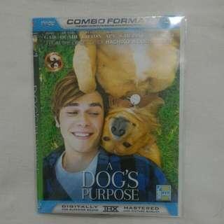 CD A Dog's Purpose
