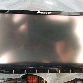 Pioneer DVD Player AVH-P4150 with Component Speaker system