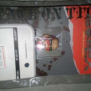 Attack On Titan Phone Jack Plug A