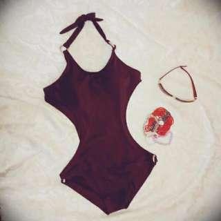 One pc Lavender bikini - size S
