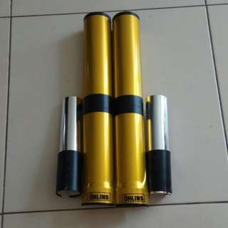 [R15;FZ16;FZN150i] Cover front fork FZ16 and R15: PO Till 5 Feb