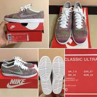 Gucci Nike Ultra Tennis Multicolor 10US Womens = 8.5Mens