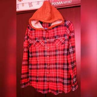 Whatever Girls Want Checkered Hoody