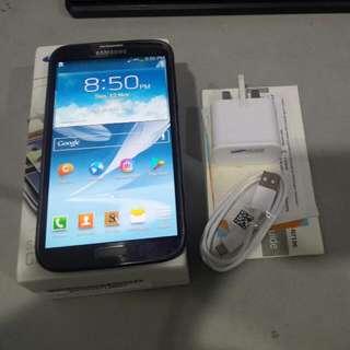 Samsung Galaxy Note 2 Titanium Grey