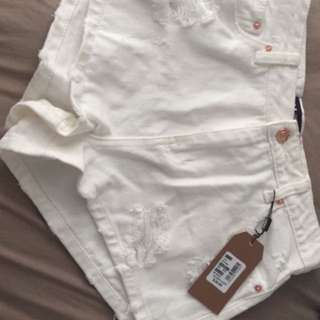 BNWT city beach shorts