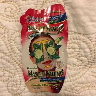 Peel off masque