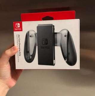 Nintendo switch joycon charging grip