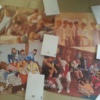 [Ready Stock] BTS Love Yourself Poster