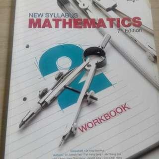 Nwe syllabus mathematics workbook S2O
