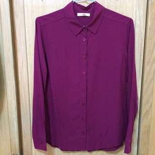 Lativ雪紡襯衫 (兩色)#兩百元襯衫 #兩百元雪紡