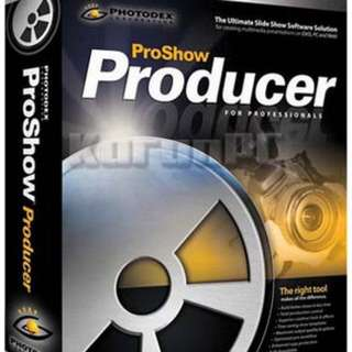 Proshow ( Producer ) v8 for Windows