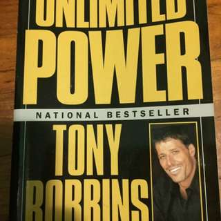 Tony Robbins - Unlimited Power