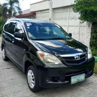 Toyota Avanza 2012 1.3 J M/T