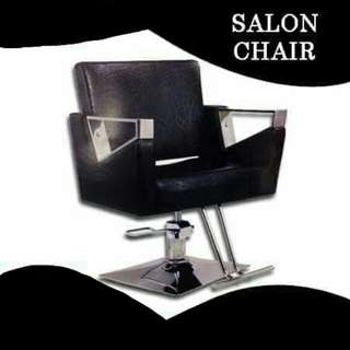Slightly used Salon Chair For Sale