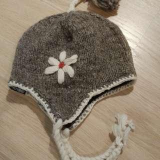 Wool winter toque