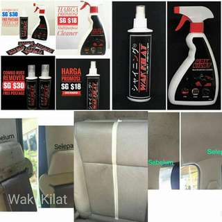 Car Interior & Metal Stains Cleaner