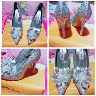 JIMMY CHOO New (Like Original)