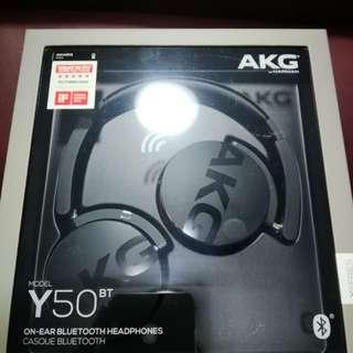 AKG Y50T Headphone