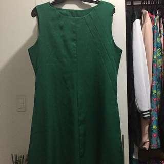 Jade Business Attire Dress