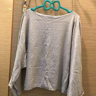 🚚 韓版 寬袖 針織