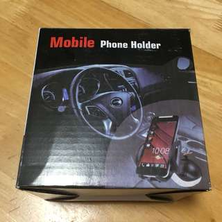 汽車夾電話架